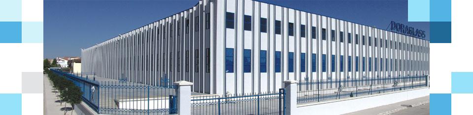 завод дорагласс в Турции